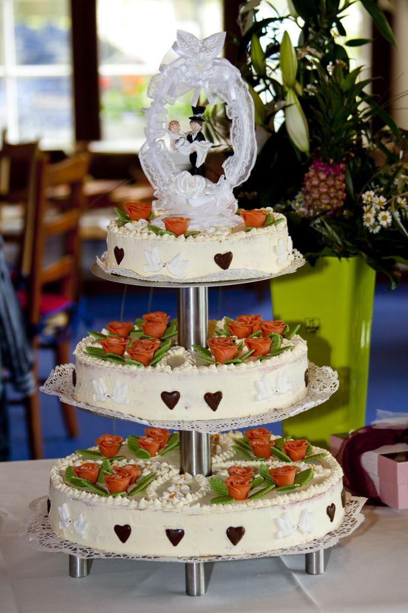Hochzeitstorte nordhorn
